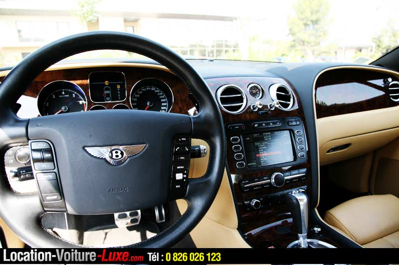 Interieur luxe bentley gt for Interieur voiture de luxe